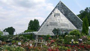 ▲府立「花の文化園」