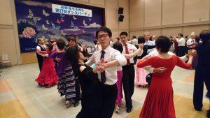 ▲関西大学舞踏同好会の後輩も大活躍!